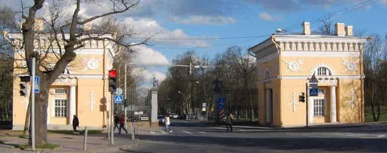 Вывоз мусора в Пушкине