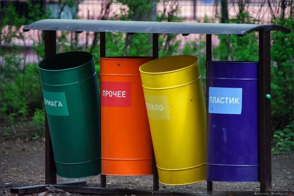 Вывоз мусора с 2019 года в Санкт-Петербурге